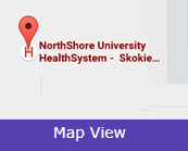 NorthShore University Health System Orthopedic and Spine Institute map