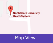 NorthShore University Health System Map